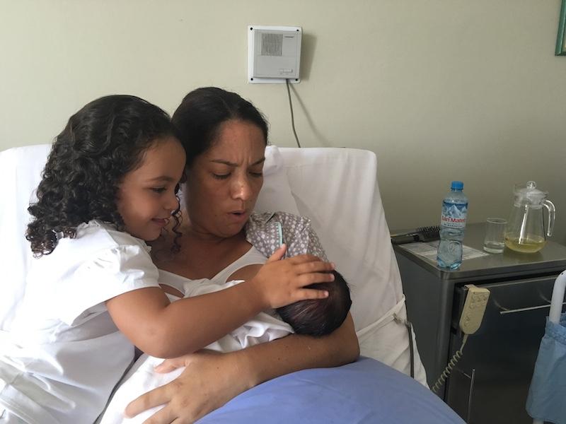 la vida de serendipity - maternidad