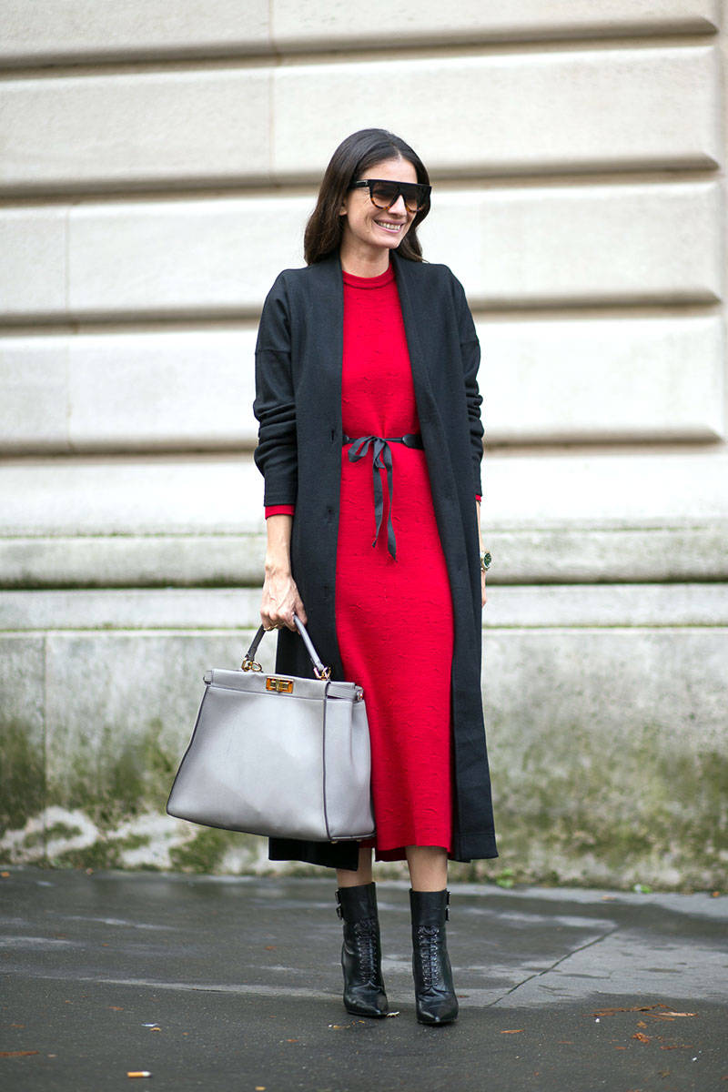 black and red street style 1