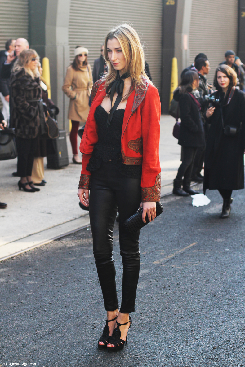 black and red street style 4