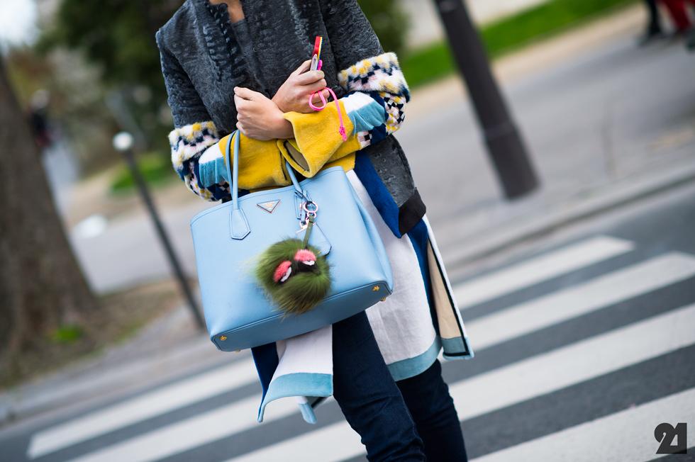 keychains bag street style 1