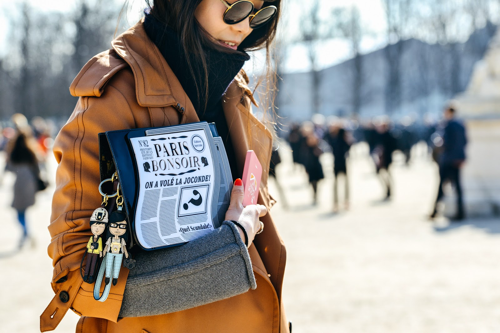 keychains bag street style 6