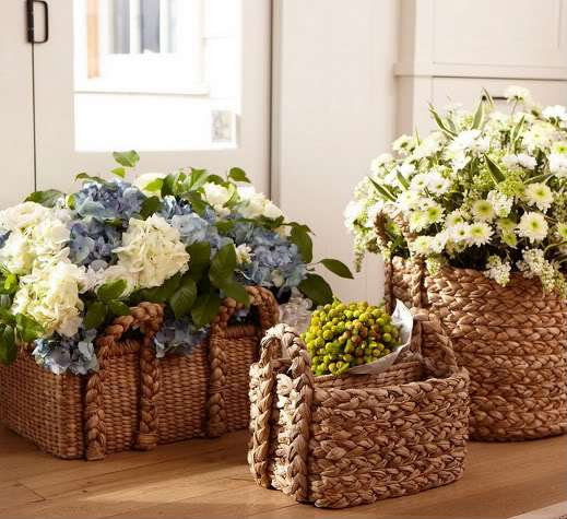 decorate with basket 8