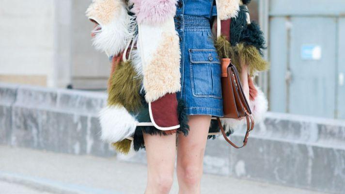 denim mini skirt 2016 look 1
