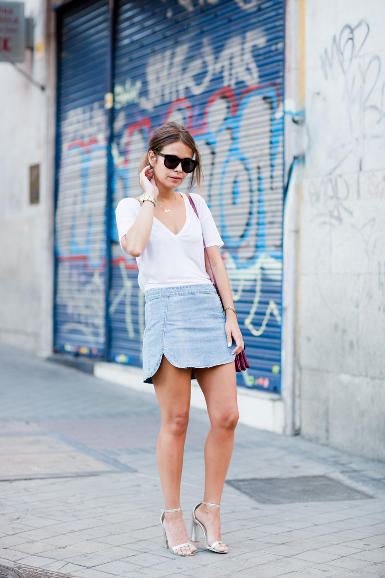 denim mini skirt 2016 style 4