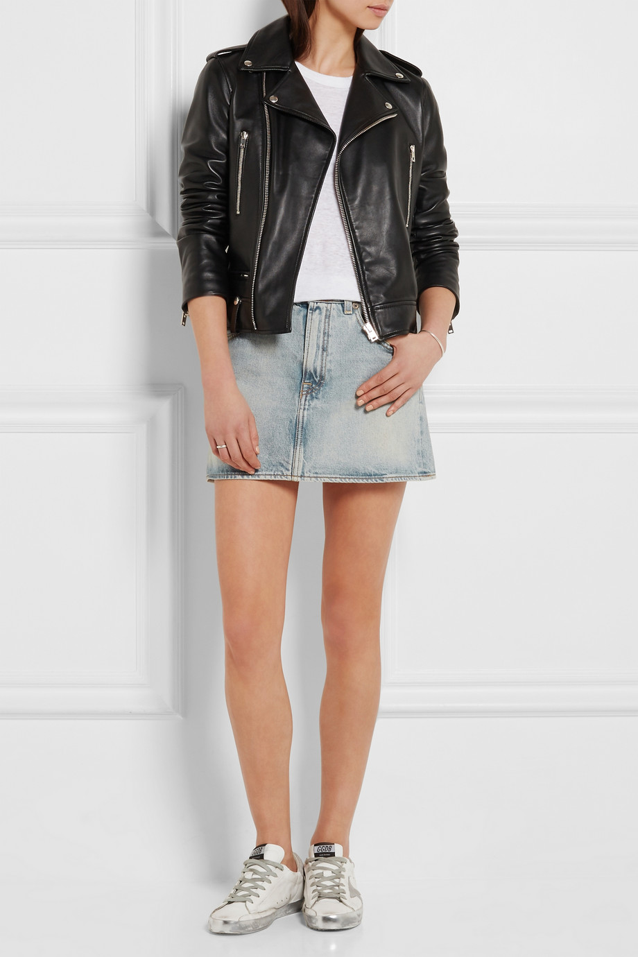 denim skirt style 5
