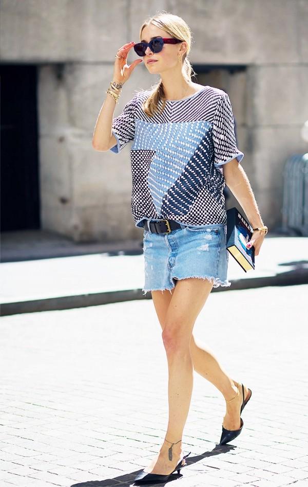 denim skirt style 6