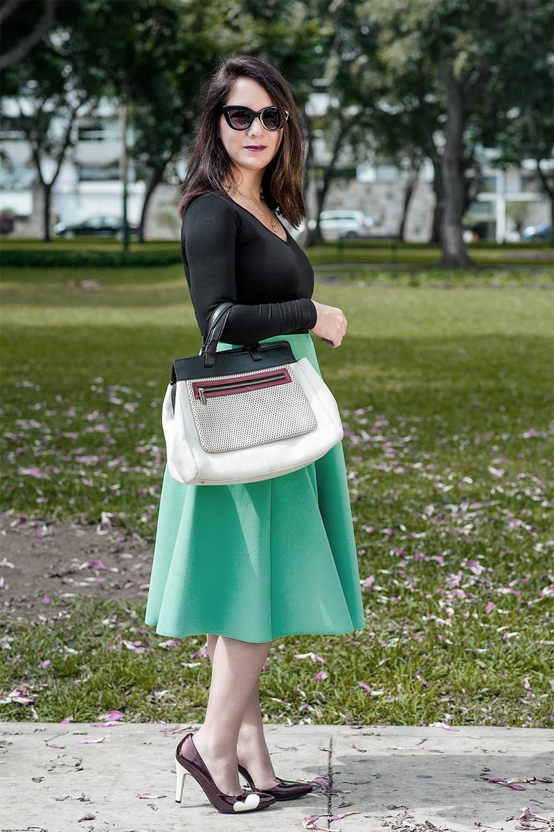 serendipity falda verde y lalalove 2