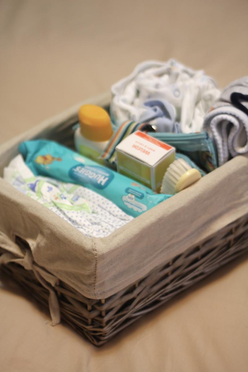 ajuar básico del bebe