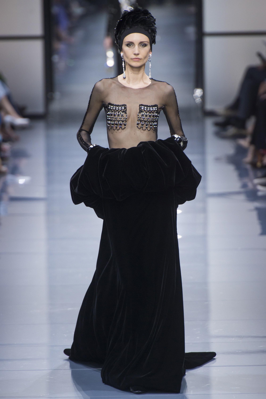 armani couture fall 2016 2