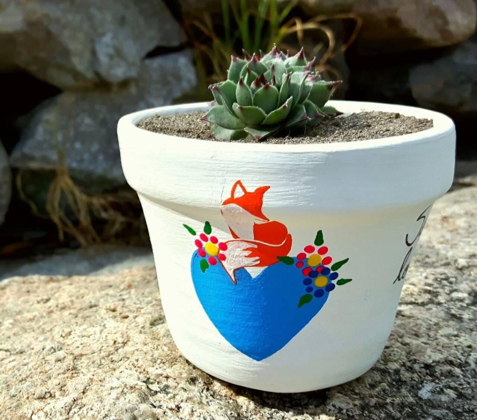 ceramicas artesanales urubamba Las suculentas  6