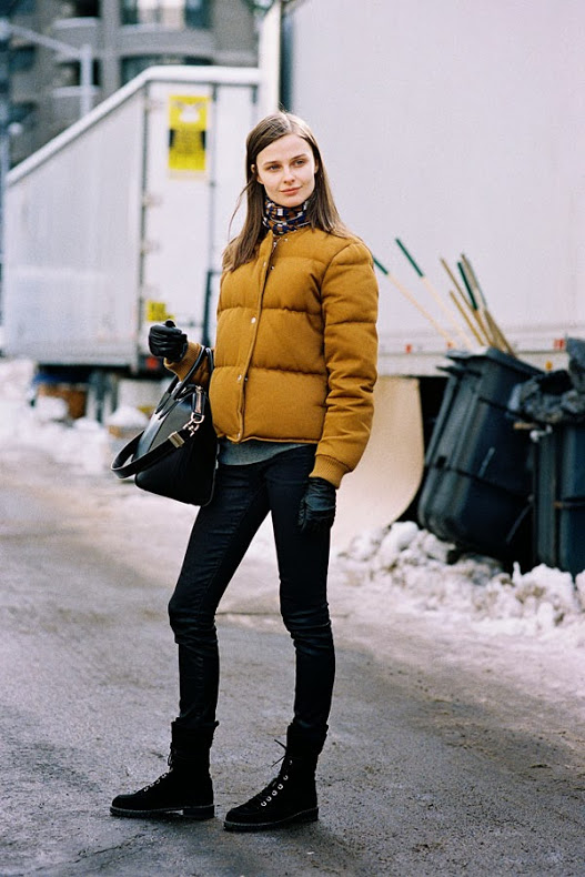puffer jacket and pants 7