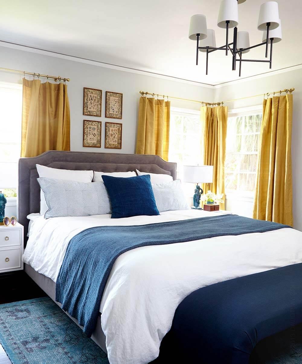 Master bedroom headboards