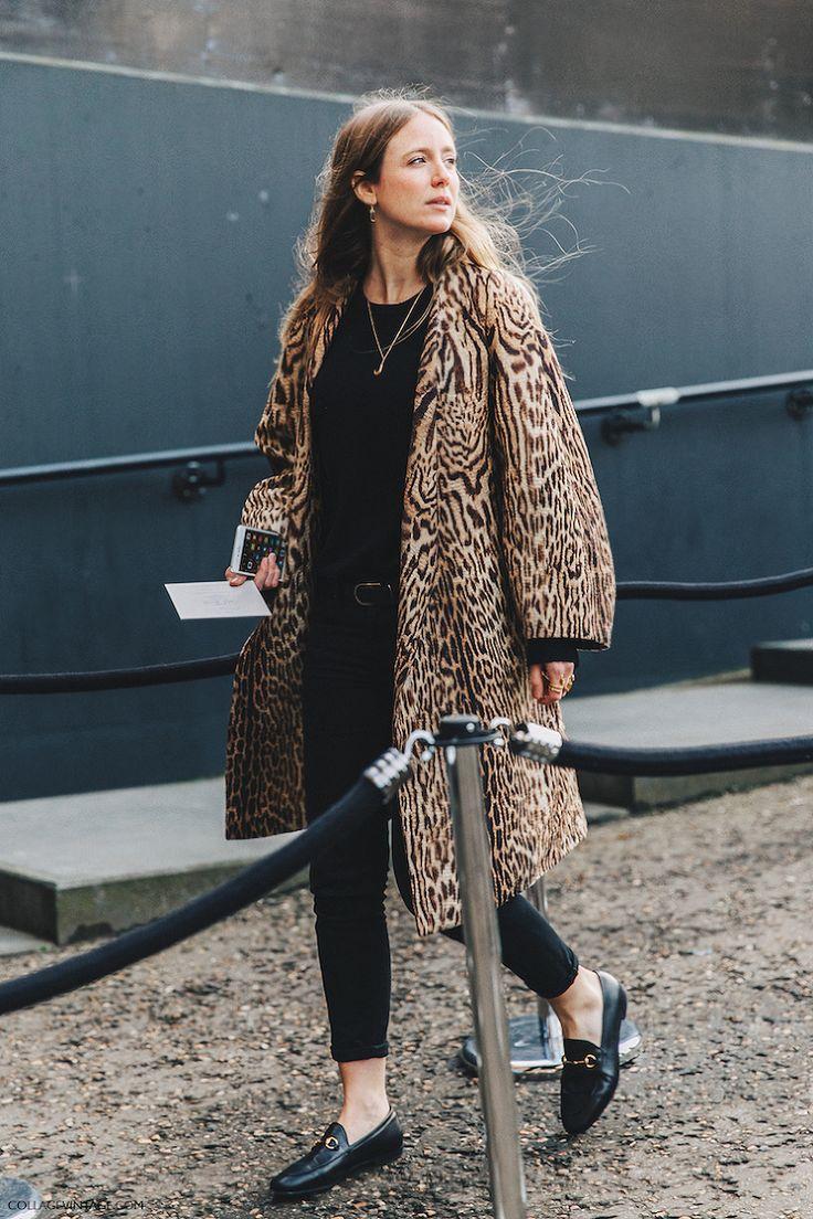 leopard coat street style 3