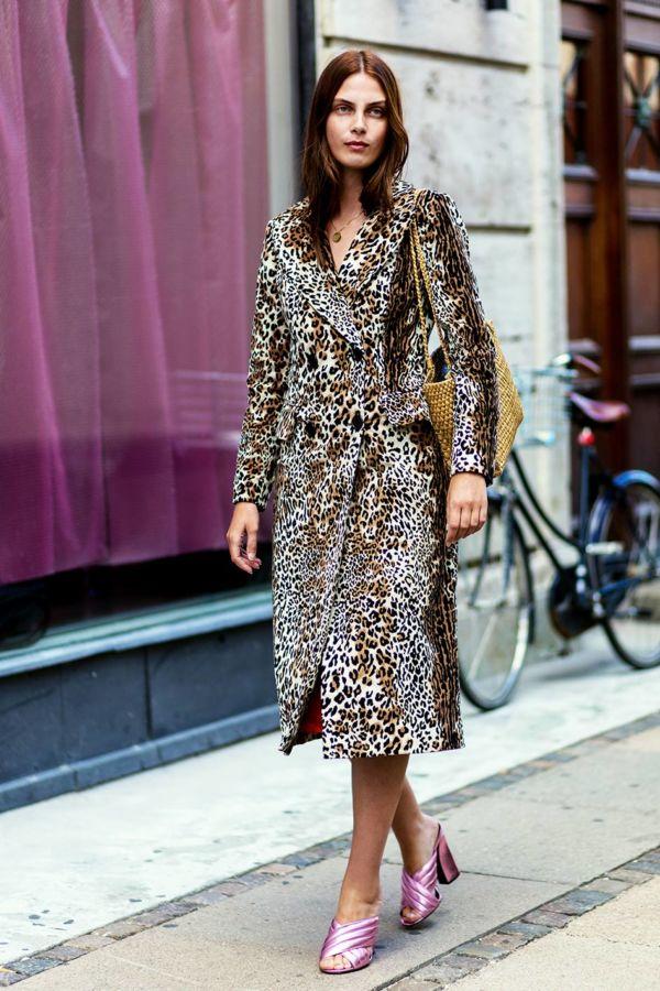 leopard coat street style 7