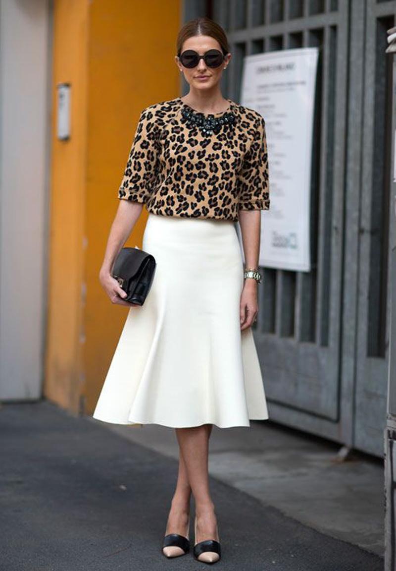 leopard sweater street style 2