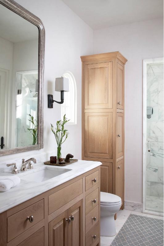 Muebles y gabinetes baños 2
