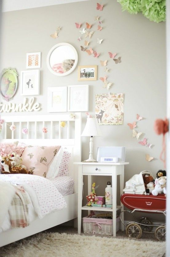 little girl bedroom inspiration 6