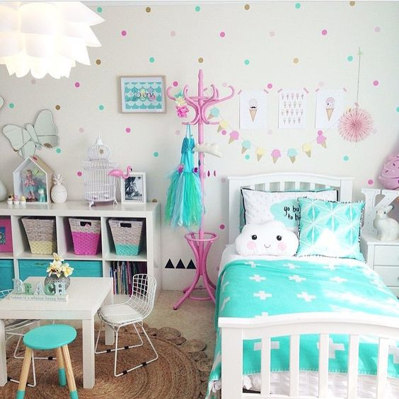 Ideando la nueva habitaci n de valentina la vida de for 7 year girl bedroom ideas