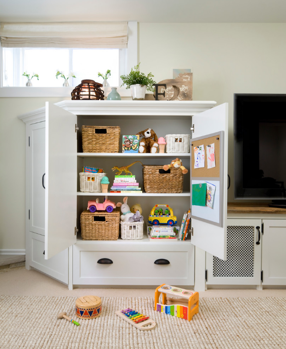 playroom storage kits toys ideas 1
