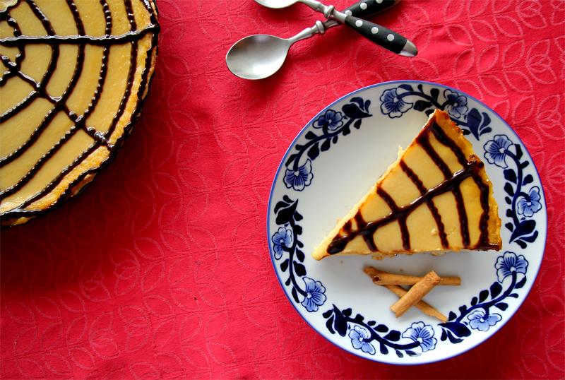 serendipity receta pumpkin pie 3