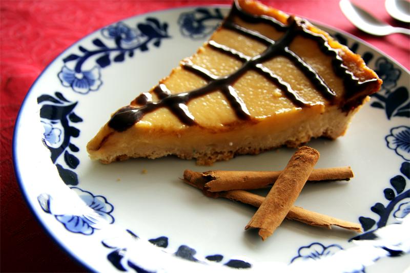 serendipity receta pumpkin pie 4