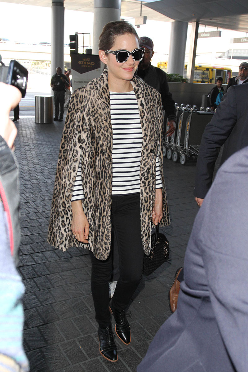 Celebrity Sightings In Los Angeles - February 03, 2015