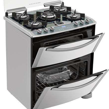 Una cocina dos hornos lleg la hora de cocinar en serio - Cocinas para cocinar ...