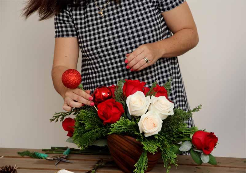 serendipity la florentina arreglo navideño 13
