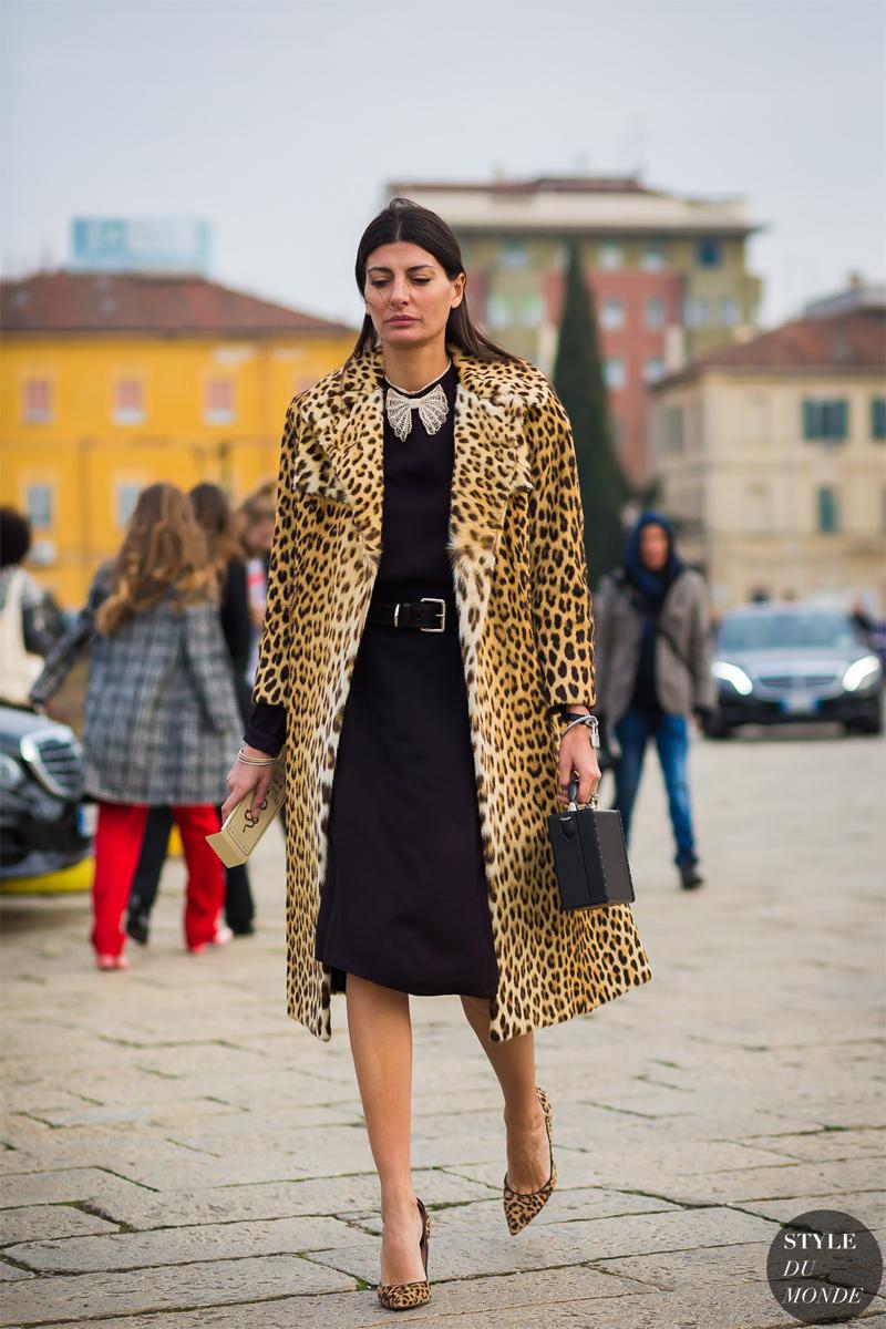 Fashion trend 2017 leopard print small bag