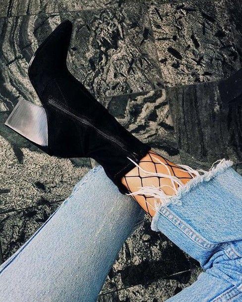 Fashion trend 2017 medias panty