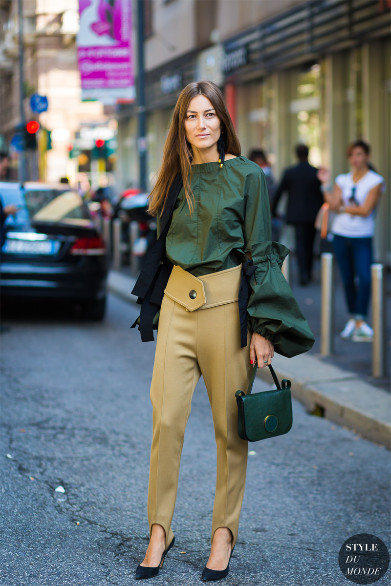Fashion trend 2017 sleeves 1