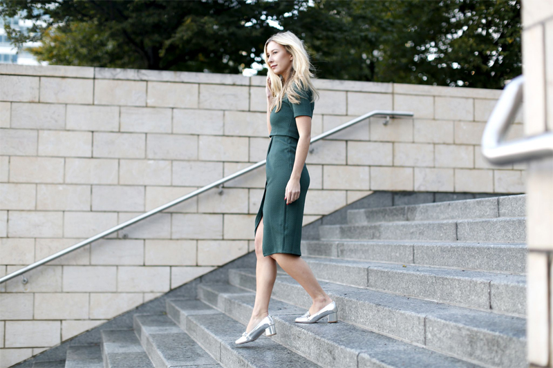 Fashion trend 2017 workwear style