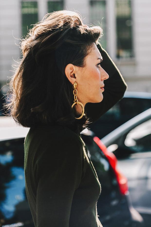 Tendencias 2017 - Fashion trends XL earing