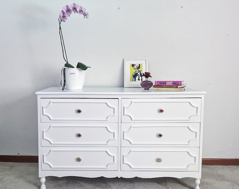 Dresser make over - comoda rediseño