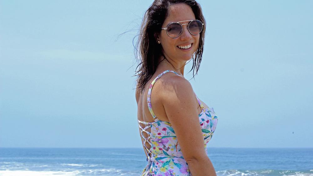 La Vida de Serendipity - ropa de baño La Fulana Prada SunGlasses