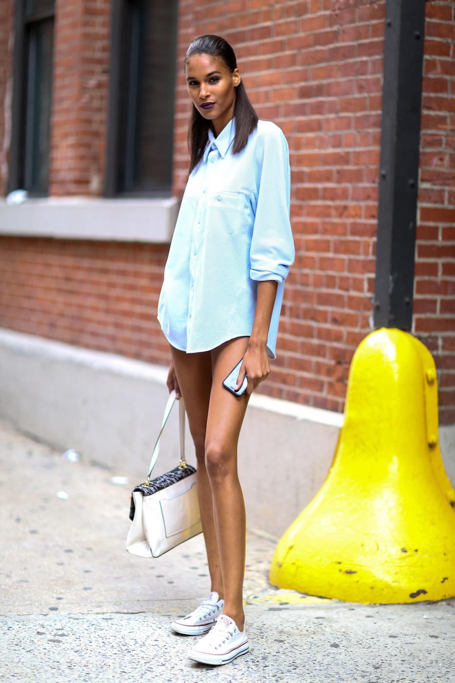 blusa oversized