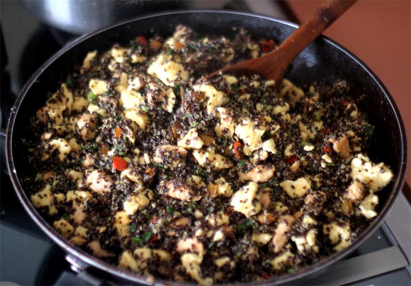 serendipity receta chaufa de quinua 1