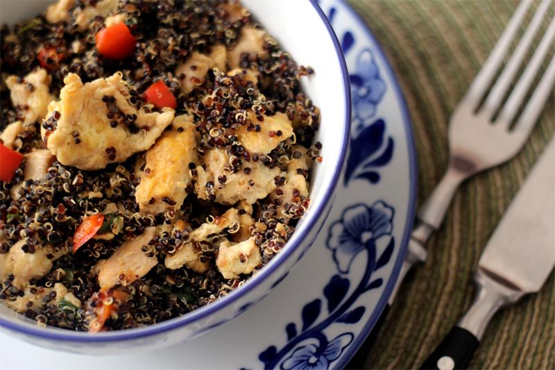 serendipity receta chaufa de quinua 2