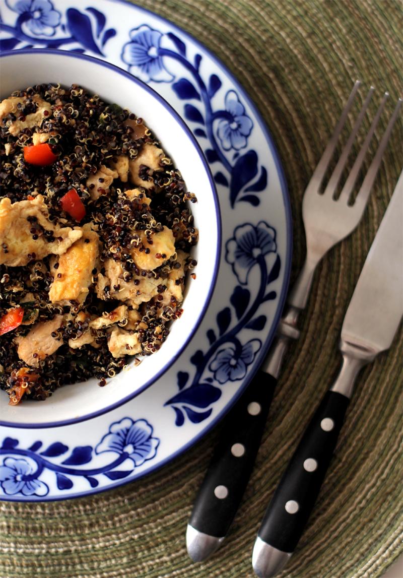 serendipity receta chaufa de quinua 3