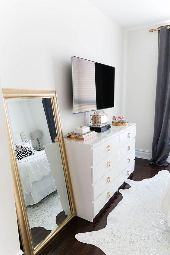 white dresser make over 2
