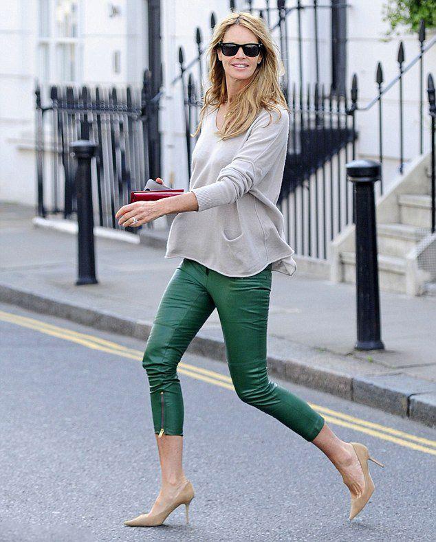 capri pants street style 1