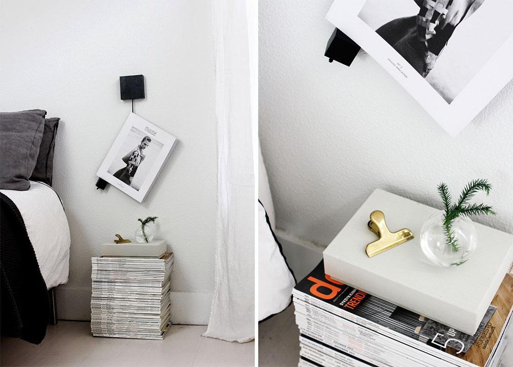 how to store magazines : como almacenar revistas 16