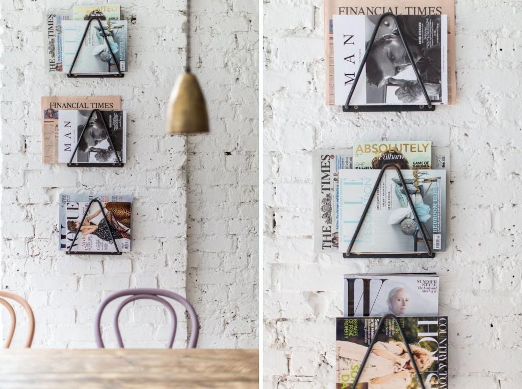 how to store magazines : como almacenar revistas 18