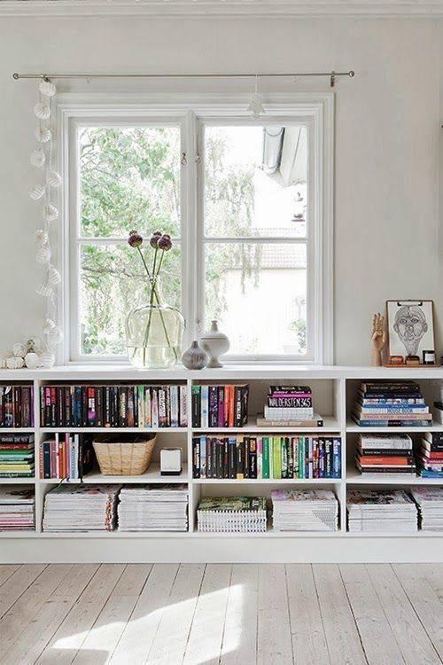how to store magazines : como almacenar revistas 2