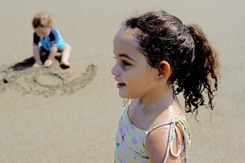 Día de playa La vida deserendipity 2