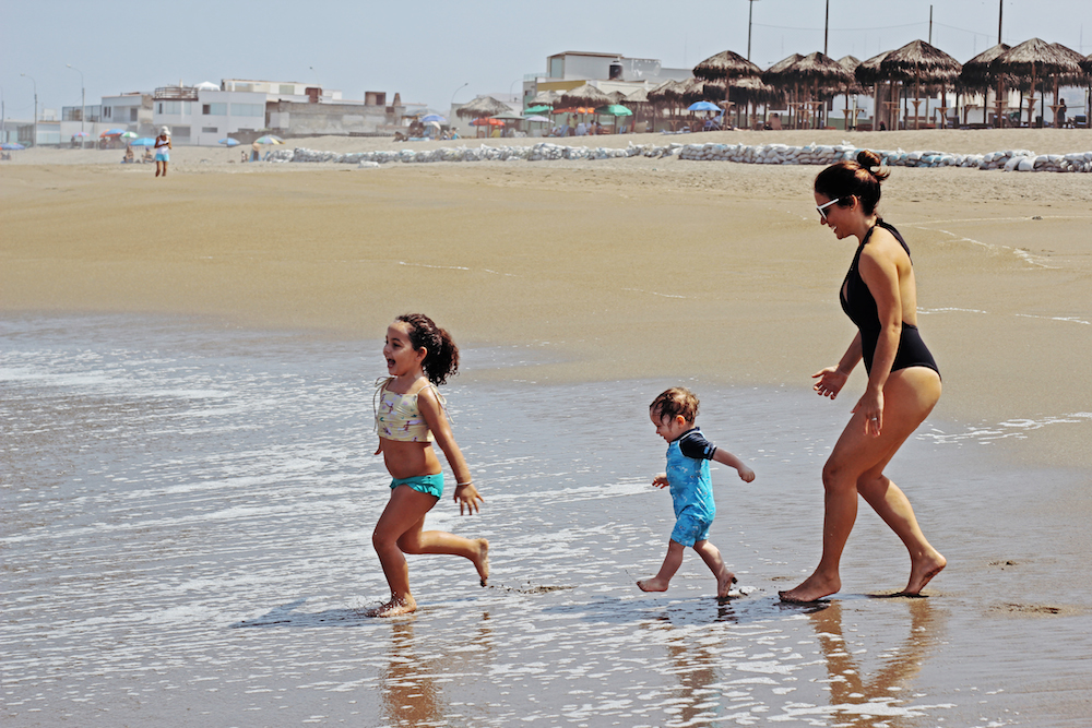 Día de playa La vida deserendipity 5