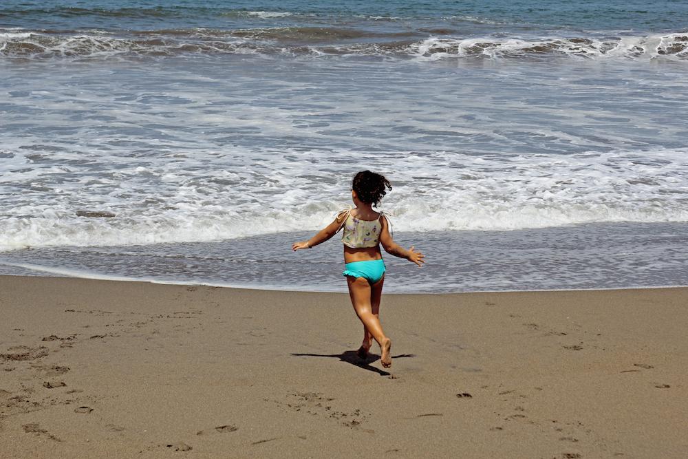 Día de playa La vida deserendipity