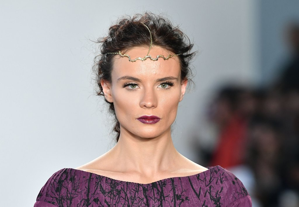 Ane Amour fall 2017 beauty looks trend