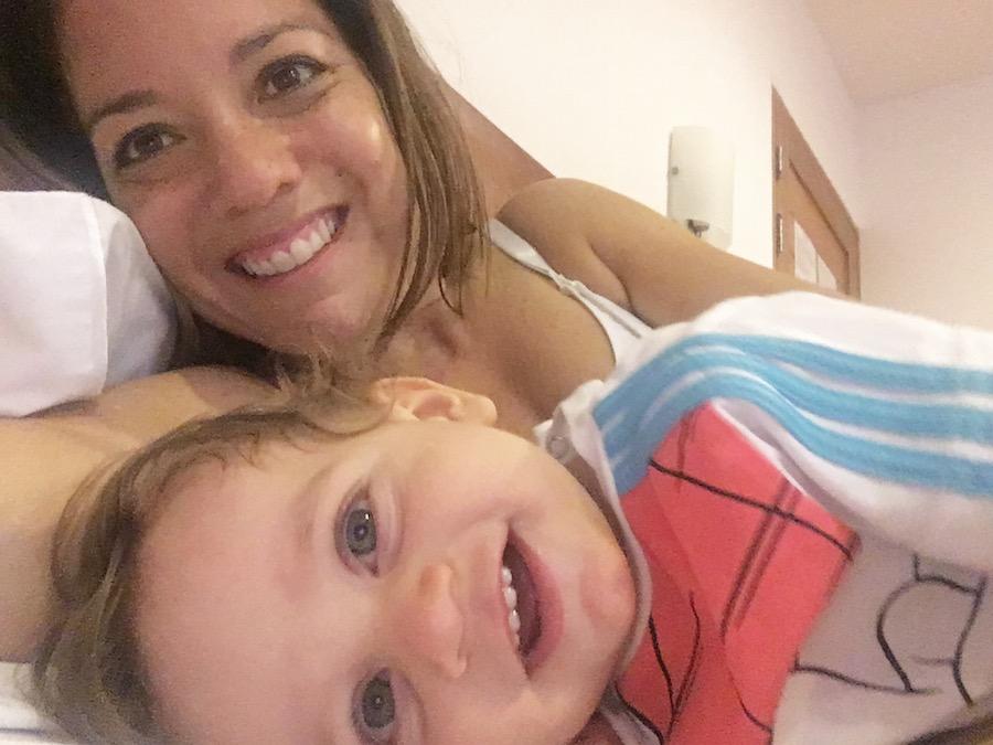 La vida de serendipity - lactancia materna