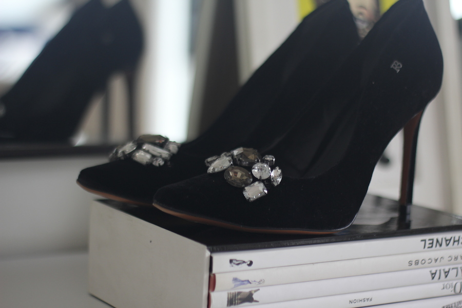 Raphaella Booz - Embellished Stilettos